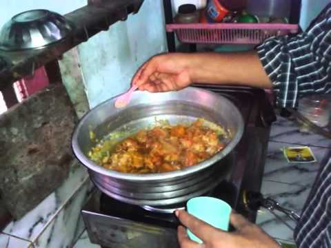 fried chicken biryani recipe in malayalam