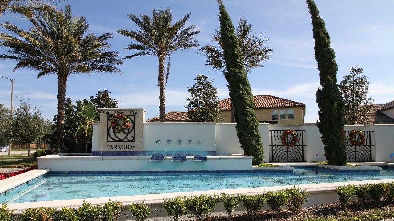 unbelievable orlando home and garden show. Parkside and Estates Orlando Florida  YouTube