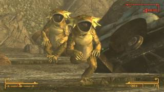 Fallout New Vegas: Where To Find Good Hazmat Suit + Gameplay Of It
