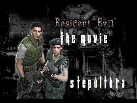Resident Evil REmake [Game Movie]