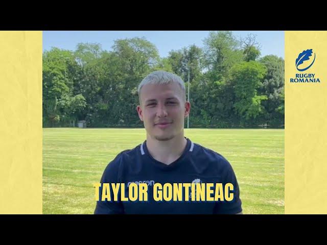 Taylor Gontineac: Îmi doresc să joc