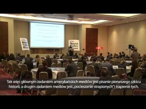 Media nie są agencją PR rządu. Prof. Piotr Przytuła