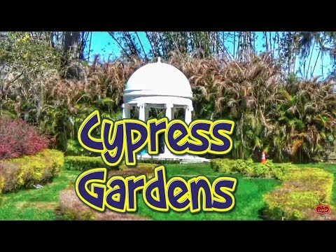 Cypress Gardens Botanical Garden At Legoland Florida