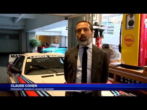 Monaco Legend Motors organise sa première vente aux enchères
