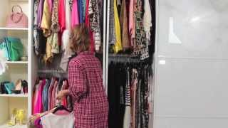 Dulce Candy's Closet: Organizing My Clothes
