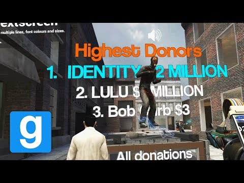How to Make 3 MILLION Dollars in GMOD!