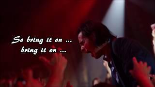 Nick Cave -  Bring it on - Lyrics