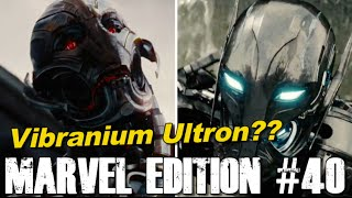Why is Hulk fighting Iron Man? Vibranium Ultron? - [MARVEL EDITION #40]