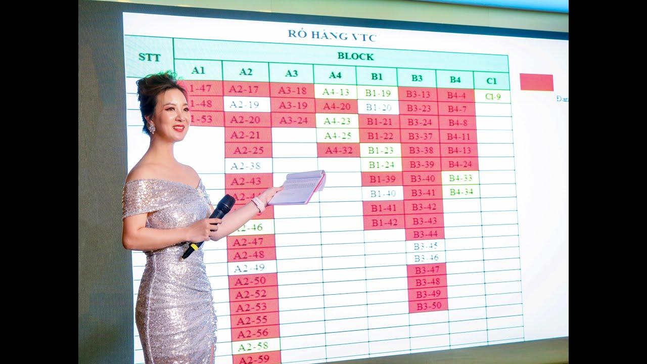 MC Như Ngọc – MC bất động sản – Lễ Mở Bán Dự Án Vĩnh Thạnh Center