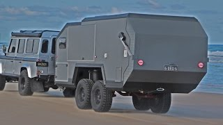 EXP-6 OFF-ROAD CAMPER Bruder Expedition