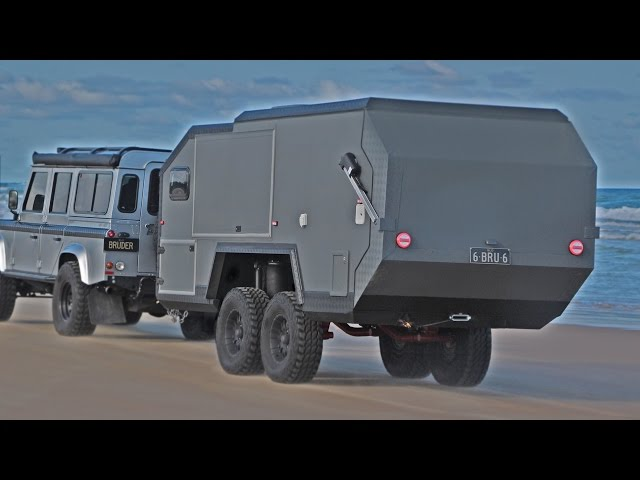Bruder Exp 6 Off Road Trailer The Awesomer