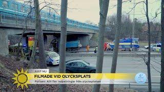 Bilolycka göteborg film