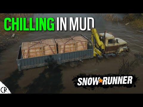 My Chill Game - Snowrunner - XboxGamePass  