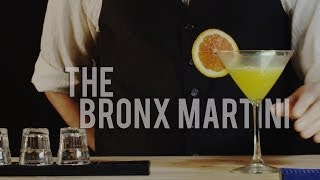 How To Make The Bronx Martini - Best Drink Recipes