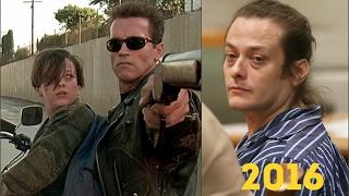 Актёры фильма Терминатор 2 тогда и сейчас