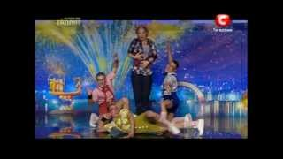 Україна має талант 4 сезон 2012