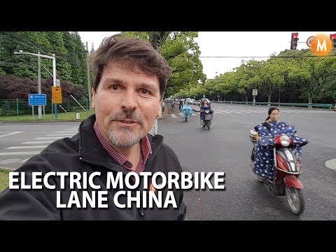 M Solar Power - Shanghai Electric Motocycles