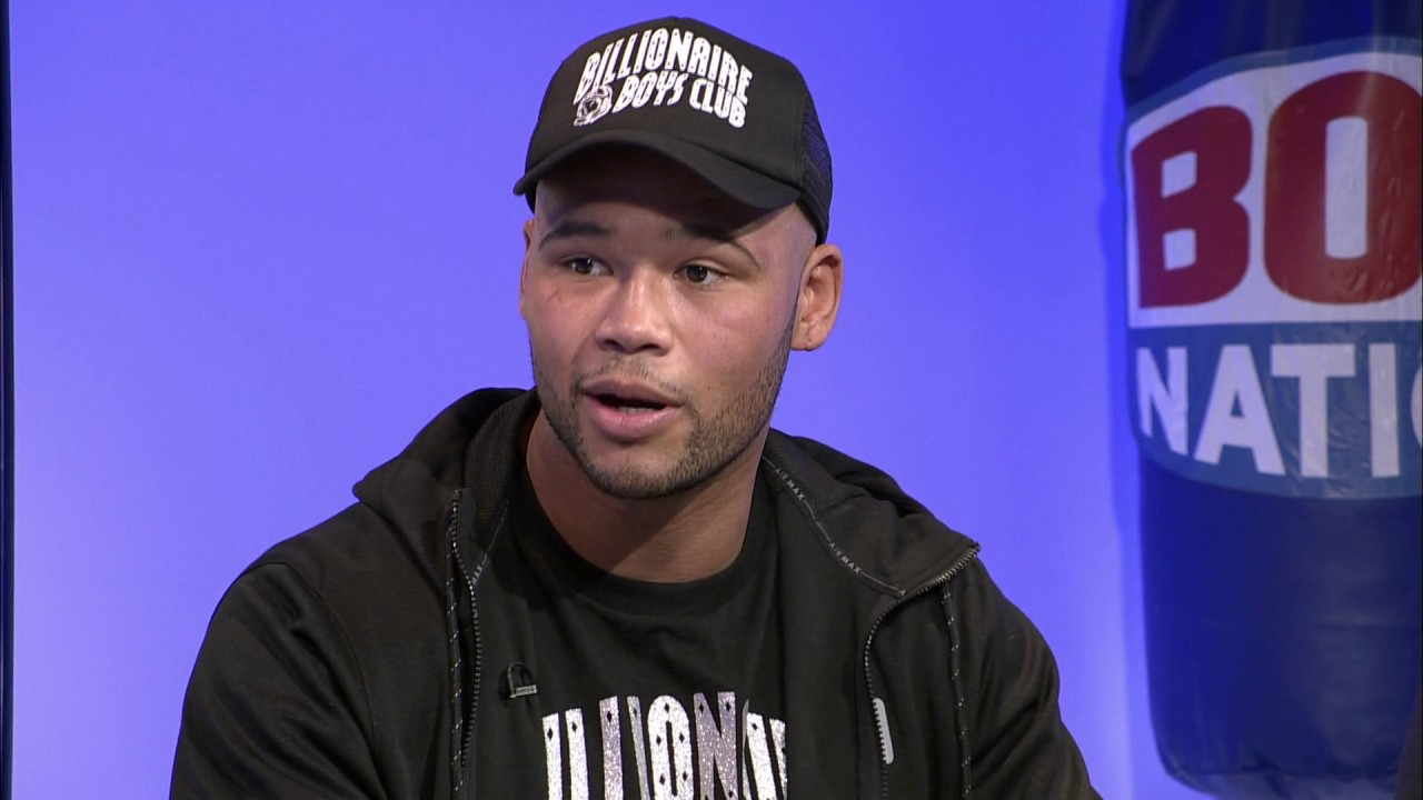 Super-Heavyweight Frazer Clarke on sparring Anthony Joshua & Joe Joyce