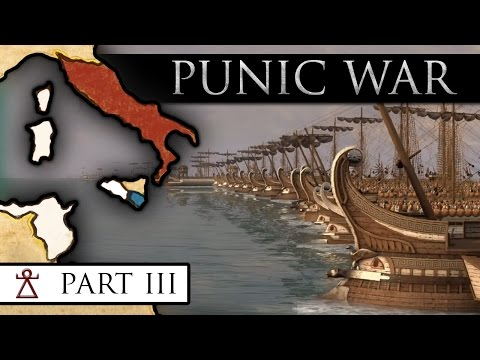 Total War History: The First Punic War (Part 3/4)