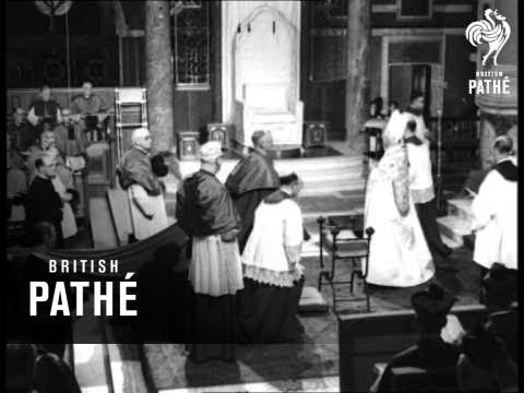 Archbishop Enthroned (1963)