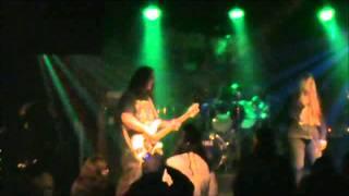 God Of Thunder live April 11th 2013 Outland Ballroom