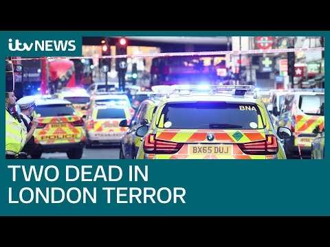 London Bridge killer was convicted terrorist released on licence, ITV News confirms | ITV News