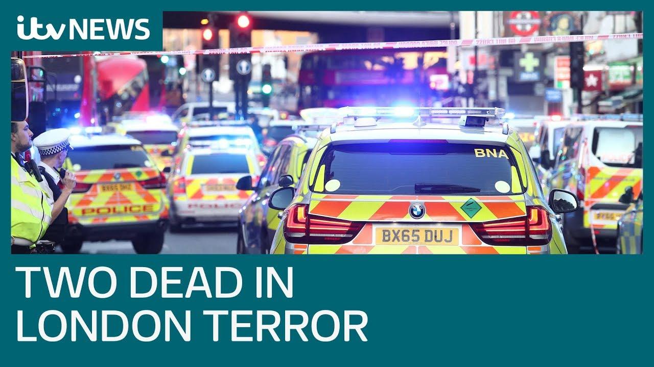 London Bridge killer was convicted terrorist released on licence, ITV News confirms | ITV News
