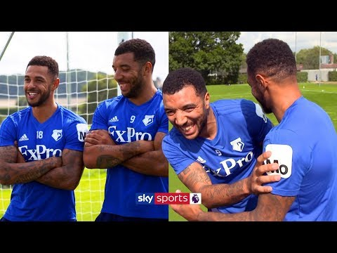 How Troy Deeney and Andre Gray are bringing back the strike-partnership!