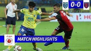 Kerala Blasters FC vs Odisha FC - Match 18 Highlights | Hero ISL 2019-20