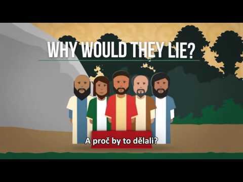 Vstal Ježíš z mrtvých? Krátký animovaný film CZ titulky HD