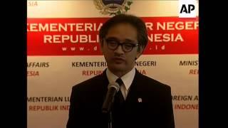 FM Pak Ui Chun visits, meets counterpart; bilat, soundbites