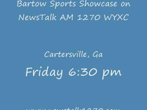 Bartow Sports Showcase WYXC AM 1270.wmv