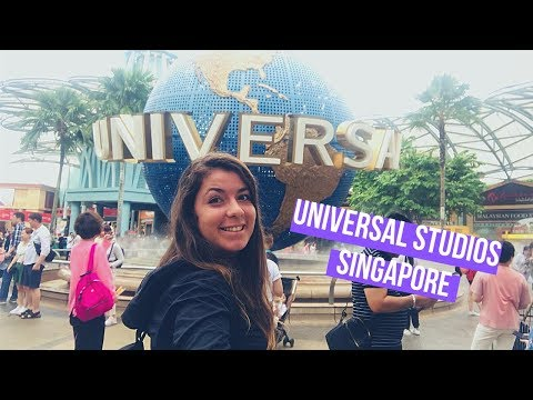 Universal Studios Full Guide | Do You Really Need An Express Pass? SINGAPORE PART III