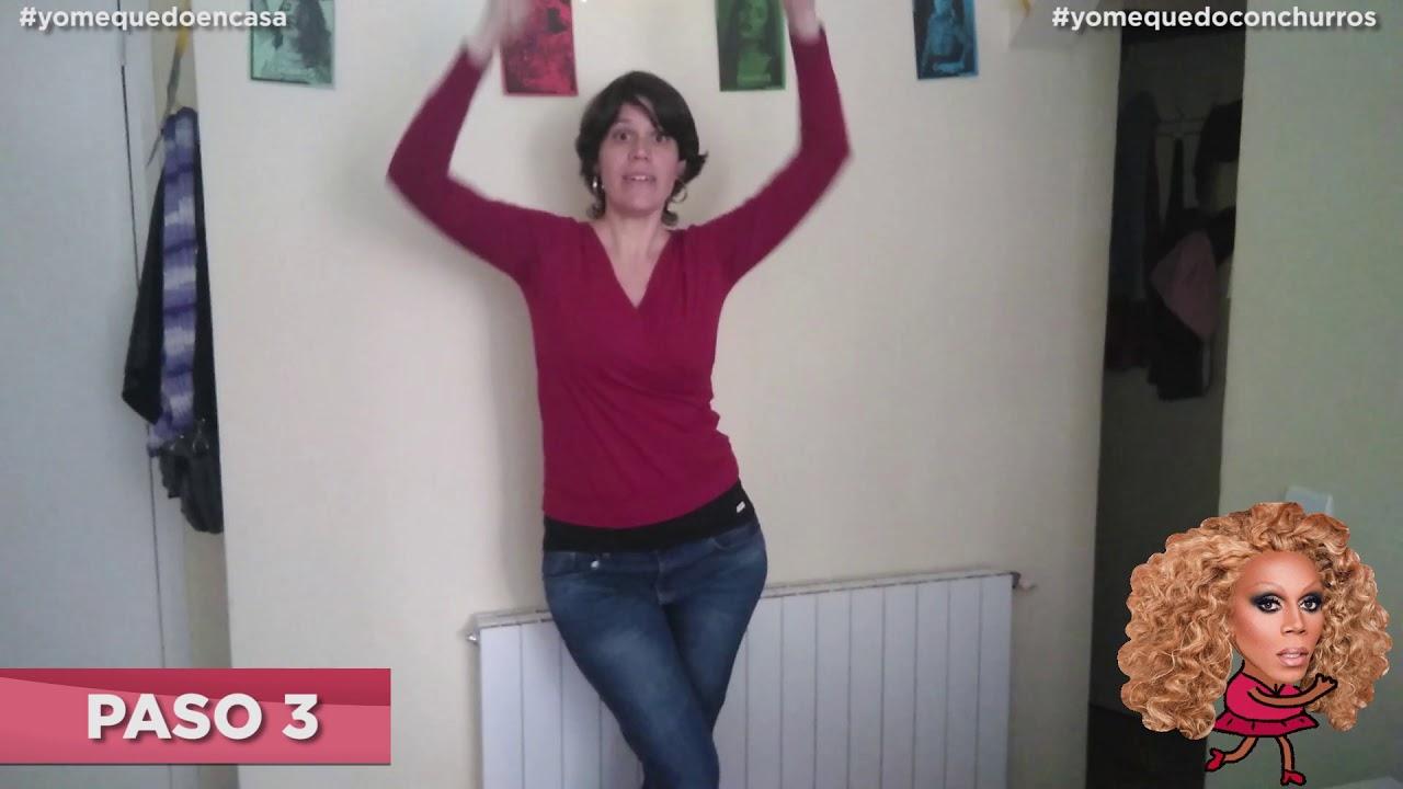 Cómo bailar 'Muchos Churros' (canción churrera)