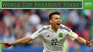 7 Potential Breakout Stars at the 2018 World Cup