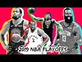 NBA Mix ~ 2019 Playoffs HYPE ~ Racks in In The Middle (Nipsey Hussle)
