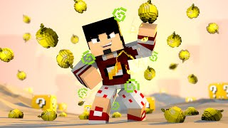 Minecraft: ESCADONA - APPLE ‹ AMENIC ›