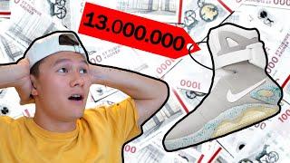 Her er verdens DYRESTE sko (+13.000.000 KR)