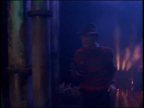 Are You Ready For Freddy music video by the Fat Boys (1988)