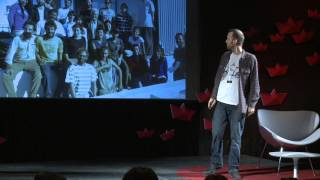 Arquitectura inteligente: Andrés Rogers at TEDxRioLimay