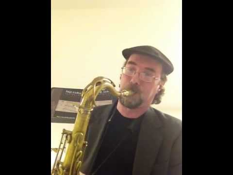 Greg Fishman - Hip Licks For Saxophone - Dominant 7b9 Licks