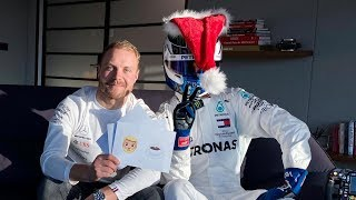 Valtteri and Valtteri Answer Your Fan Questions!