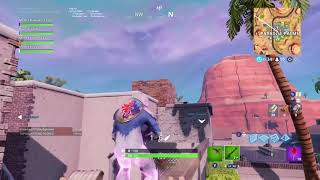 Fortnite battle royal mini clip