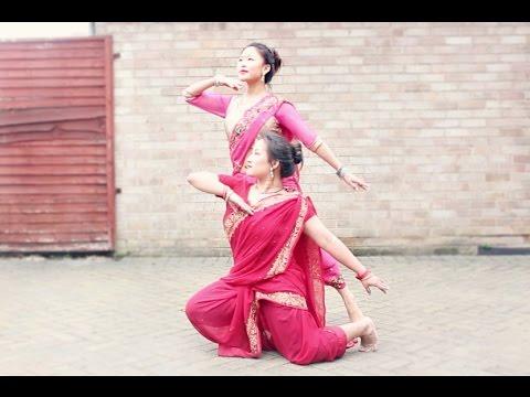 Bajirao mastani | Pinga | dance cover | Rubiya Thapa and Sanjeeta Rai