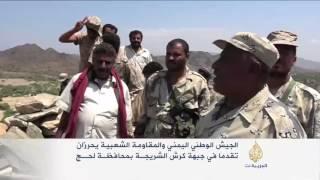 الجيش الوطني والمقاومة الشعبية يحرزان تقدما بجبهة كرش