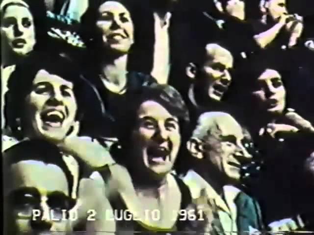Palio 2 luglio 1961