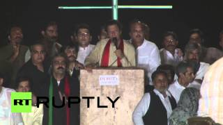 Pakistan: Imran Khan stirs up coup fever in Islamabad