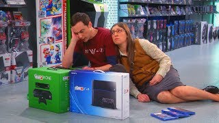 XBOX ONE vs PS4 DÚVIDA CRUEL