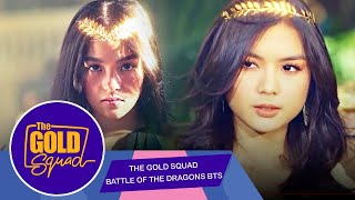 Gambar cover EXCLUSIVE KADENANG GINTO BATTLE OF THE DRAGONS PROMO BTS | The Gold Squad