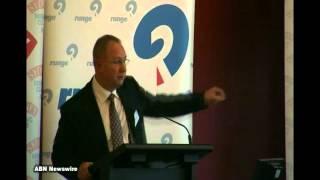AngloGold Ashanti (NYSE:AU) CEO Mark Cutifani